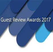 Guest Reviews Awards 2017 by Booking.com