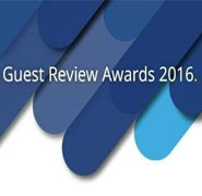 Guest Reviews Awards 2016 by Booking.com